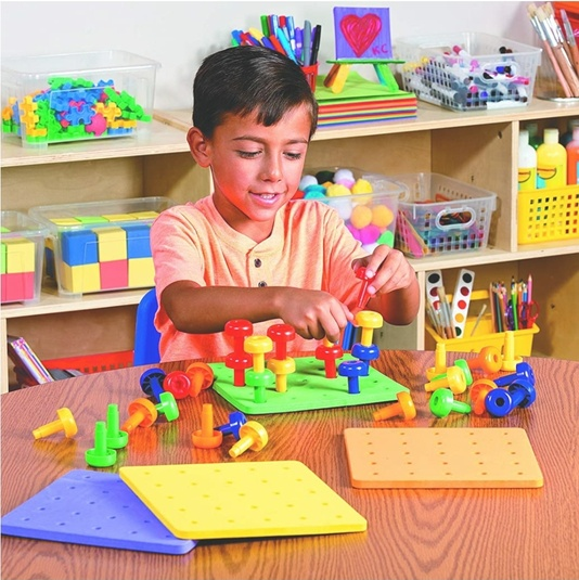 daily offers - Pegs board