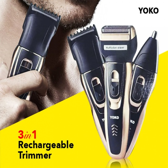 daily offers - Trimmer - 3 in 1 For Men